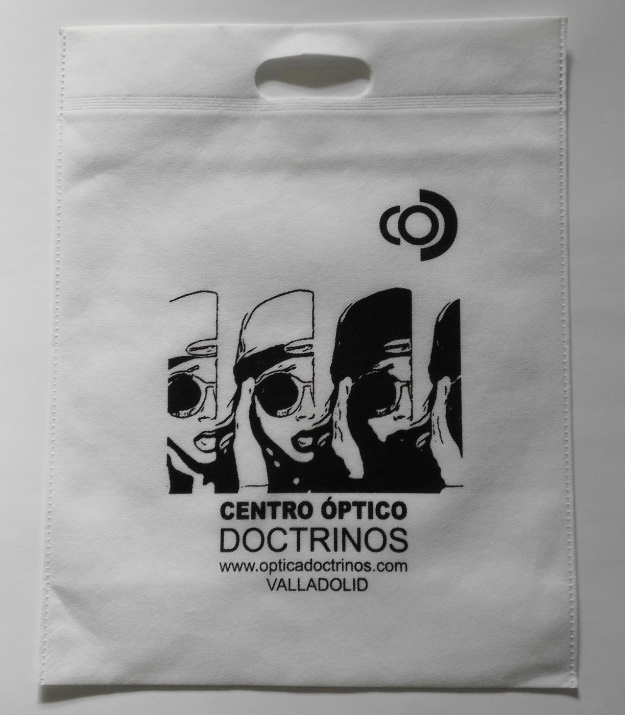 Bolsas de tela, papel y plastico Serigrafia Hermur