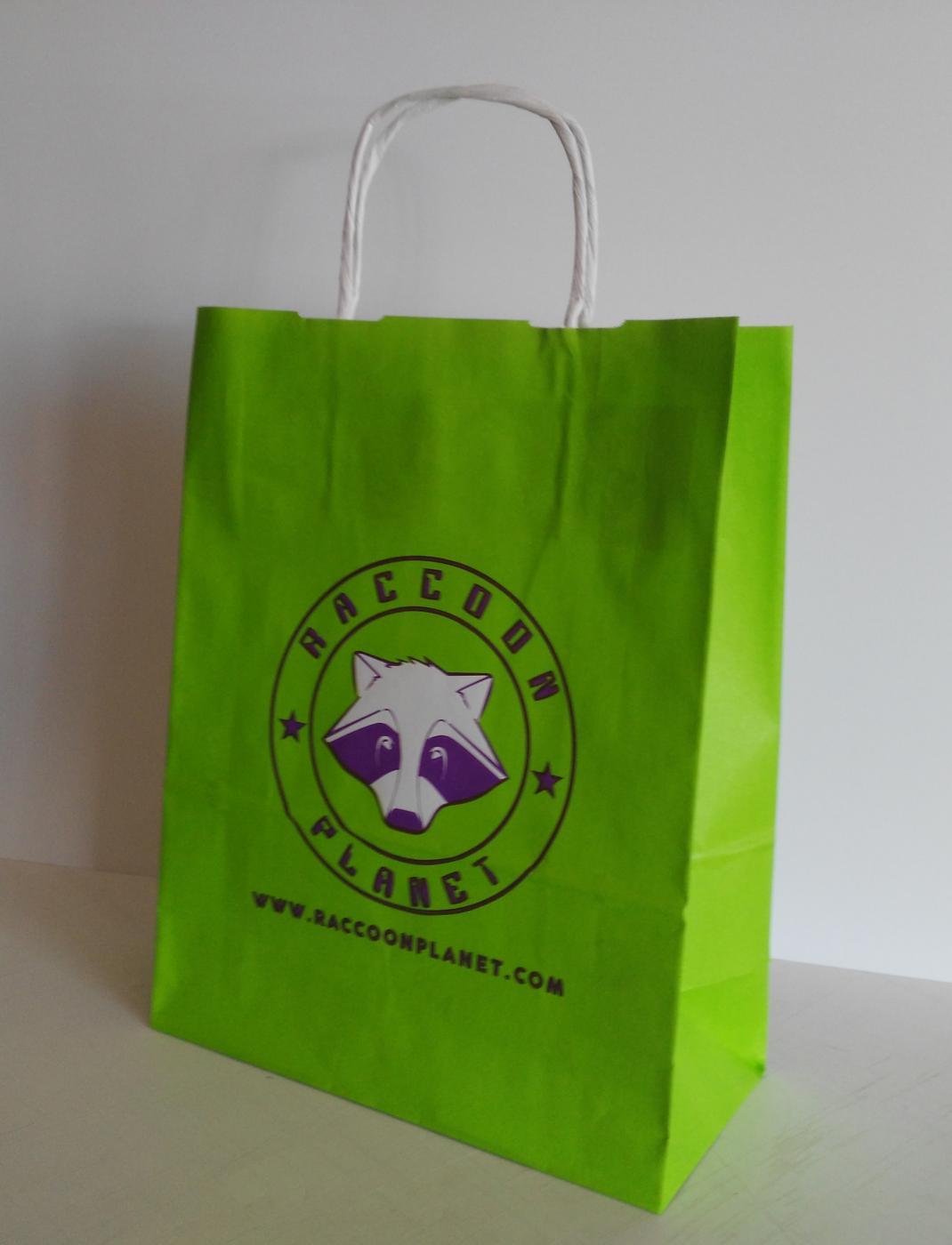 Bolsas puma | Bolsas de plástico, de papel, de tela